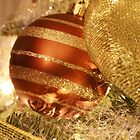 Christmas Gold by Tanya Kenworthy-Mosher