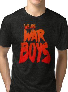 WAR BOYS Tri-blend T-Shirt