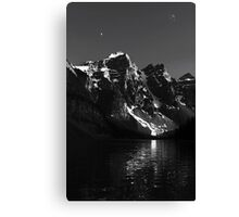 Moraine Lake, Banff National Park Canvas Print