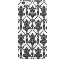 Sherlock Wallpaper Pattern iPhone Case/Skin