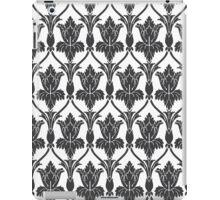 Sherlock Wallpaper Pattern iPad Case/Skin