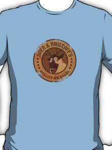 Sven and Kristoff's Ice Company T-Shirt