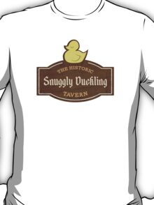 The Snuggly Duckling T-Shirt