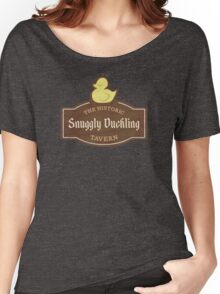 The Snuggly Duckling Women's Relaxed Fit T-Shirt