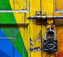 Locked In Color by Glen Allison