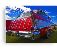 Nomadic Fifty Seven Canvas Print