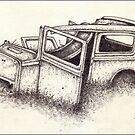 'Very Old Bones' by Sean Phelan