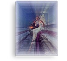 Vintage Angel Art-3d-Available As Art Prints-Mugs,Cases,Duvets,T Shirts,Stickers,etc Metal Print