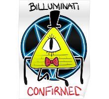 Billuminati Confirmed Poster