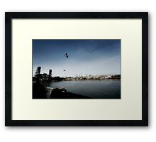 I Want To Fly Framed Print