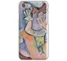 NUDE WITH KITTY(C1995) iPhone Case/Skin