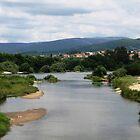 Ponte de Lima River. by sendao