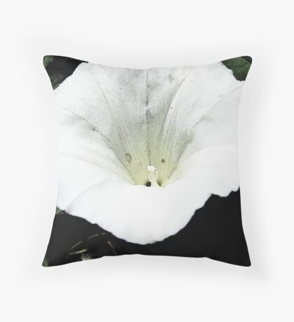 Bindweed  Throw Pillow