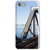 steel railway bridge iPhone Case/Skin