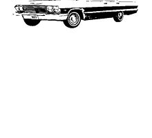 1963 Chevrolet-Bel Air by garts