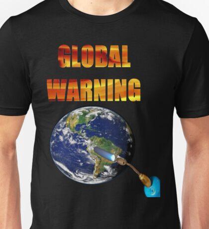 Global Warning Unisex T-Shirt