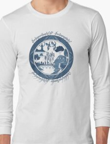 Fellowship of the Ring Long Sleeve T-Shirt