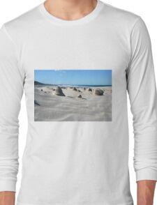 Sand sculptures Long Sleeve T-Shirt