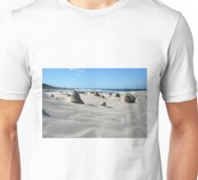 Sand sculptures Unisex T-Shirt