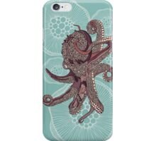 Octopus Bloom iPhone Case/Skin