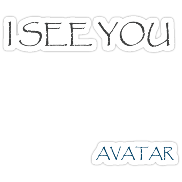 AVATAR - I see you by Vintage Retro T-Shirts