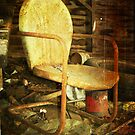 Grandpa&#x27;s Chair by Tia Allor (formerly Bailey)