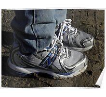 little boy shoes Poster
