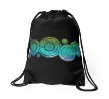 Like Fire and Ice and Rage Drawstring Bag