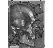 Black White and Grey Anatomy Tattoo Design and Illustration iPad Case/Skin