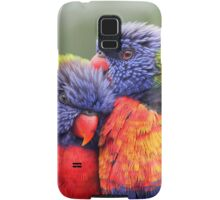 Canoodling in the Mist Samsung Galaxy Case/Skin