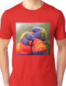Canoodling in the Mist Unisex T-Shirt