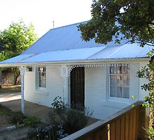 Verandah Makeover by Nick Ryan