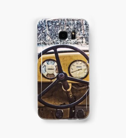 Come Ride with Me Samsung Galaxy Case/Skin