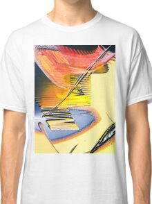 Wild Piano Keys-Available As Art Prints-Mugs,Cases,Duvets,T Shirts,Stickers,etc Classic T-Shirt