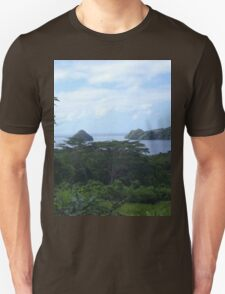 a desolate Palau