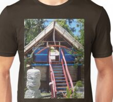 a colourful Palau landscape Unisex T-Shirt