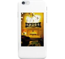 Drugs iPhone Case/Skin