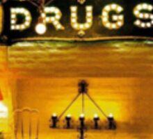 Drugs Sticker