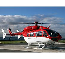 Helicopter Eurocopter EC145 #2 Photographic Print