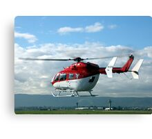 Helicopter Eurocopter EC145 #3 Canvas Print