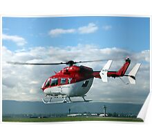 Helicopter Eurocopter EC145 #3 Poster