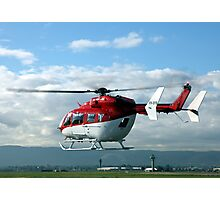 Helicopter Eurocopter EC145 #3 Photographic Print