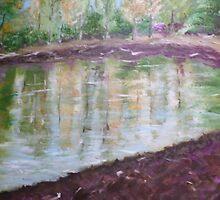 Malmsbury 2 by Jill Camilleri