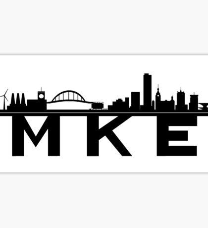 MKE Sticker