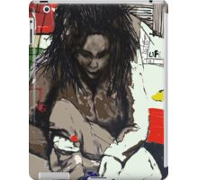 Basquiat iPad Case/Skin