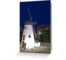 Shenton's Mill - South Perth  Greeting Card