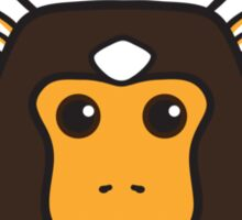 Marmoset Monkey Sticker