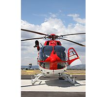 Helicopter Eurocopter EC145 #4 Photographic Print