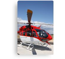 Helicopter Eurocopter EC145 #6 Canvas Print
