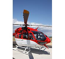 Helicopter Eurocopter EC145 #6 Photographic Print